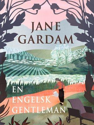 cover image of En engelsk gentleman