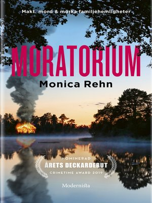 cover image of Moratorium
