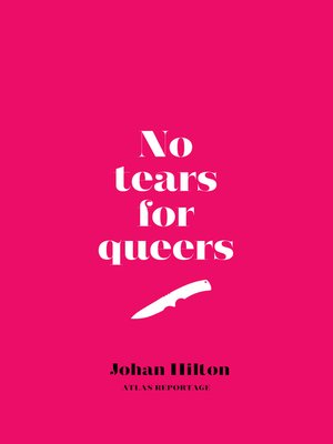 cover image of No tears for queers