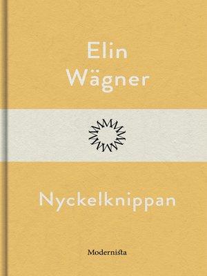 cover image of Nyckelknippan