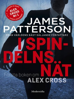 cover image of I spindelns nät (Alex Cross #1)