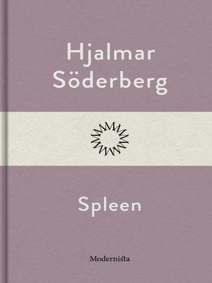cover image of Spleen