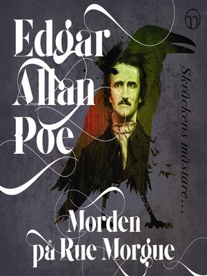 cover image of Morden på Rue Morgue