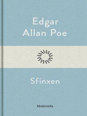cover image of Sfinxen