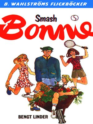 cover image of Bonnie 15--Smash, Bonnie