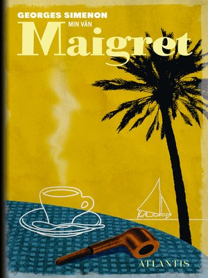 cover image of Kommissarie Maigret