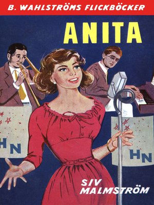 cover image of Anita 1--Anita