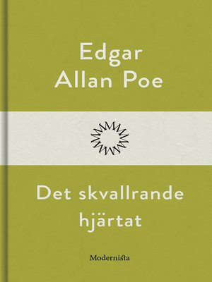cover image of Det skvallrande hjärtat