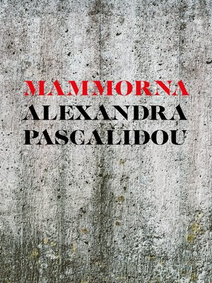 cover image of Mammorna