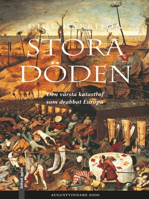 cover image of Stora döden