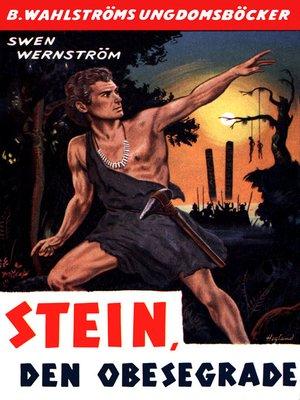 cover image of Stein, den obesegrade--berättelse från yngre stenåldern