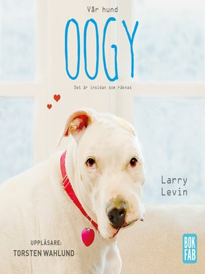 cover image of Vår hund Oogy