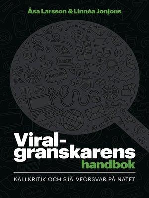 cover image of Viralgranskarens handbok