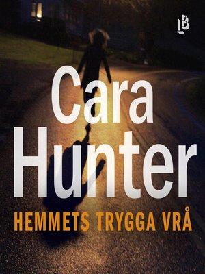 cover image of Hemmets trygga vrå
