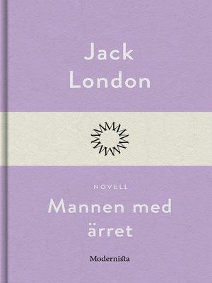 cover image of Mannen med ärret