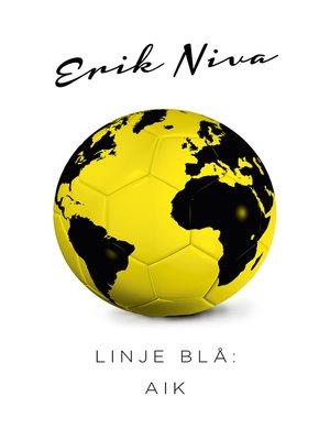 cover image of Linje Blå