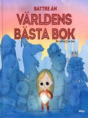cover image of Bättre än världens bästa bok
