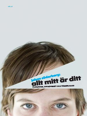 cover image of Allt mitt är ditt