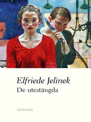 cover image of De utestängda