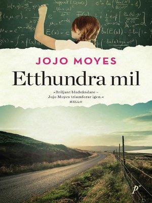 cover image of Etthundra mil