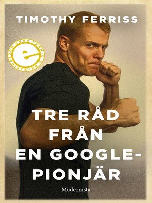 cover image of Tre råd från en Google-pionjär