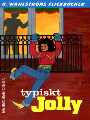 cover image of Jolly 10--Typiskt, Jolly