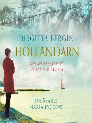 cover image of Holländarn