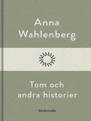 cover image of Tom och andra historier