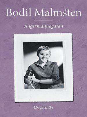 cover image of Ångermannagatan