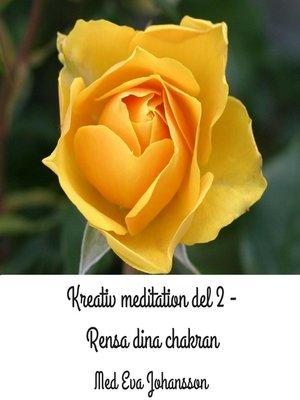 cover image of Kreativ meditation del 2
