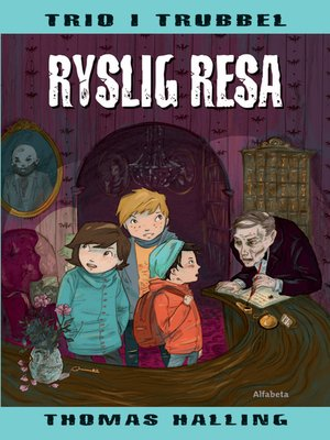 cover image of Ryslig resa