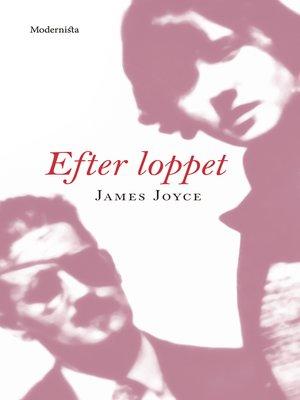 cover image of Efter loppet