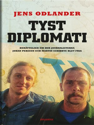 cover image of Tyst diplomati