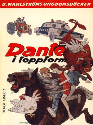 cover image of Dante 2--Dante i toppform