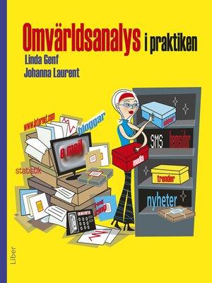 cover image of Omvärldsanalys i praktiken