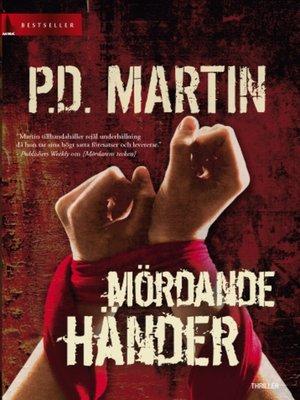 cover image of Mördande händer