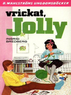 cover image of Jolly 22--Vrickat, Jolly