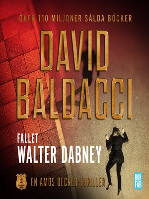 cover image of Fallet Walter Dabney