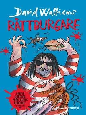 cover image of Råttburgare