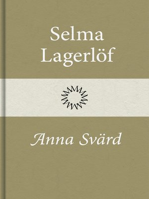 cover image of Anna Svärd