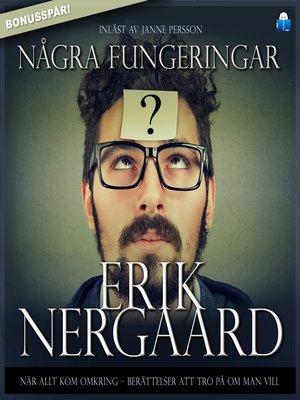 cover image of Några fungeringar