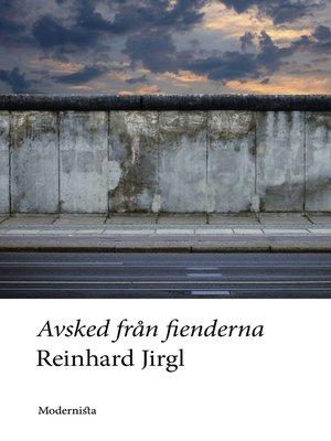 cover image of Avsked från fienderna