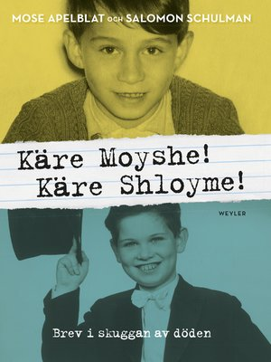 cover image of Käre Moyshe! Käre Shloyme!