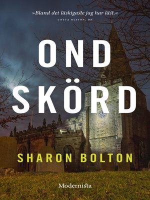 cover image of Ond skörd