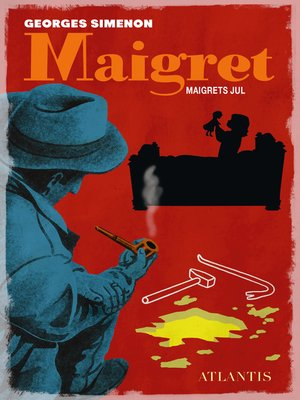 cover image of Maigrets jul