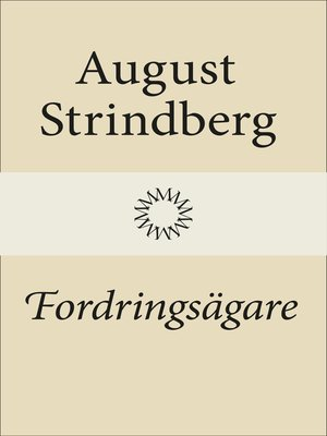 cover image of Fordringsägare