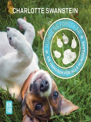 cover image of Hundens första år
