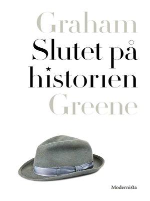 cover image of Slutet på historien