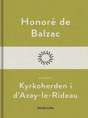 cover image of Kyrkoherden i d'Azay-le-Rideau