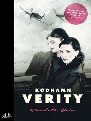 cover image of Kodnamn Verity